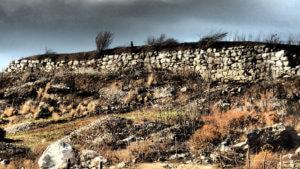 montefortino artena mura ciclopiche piano della civita