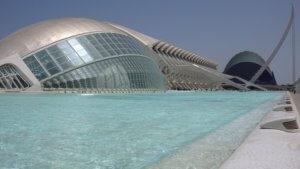 visitare valencia città delle arti e delle scienze calatrava