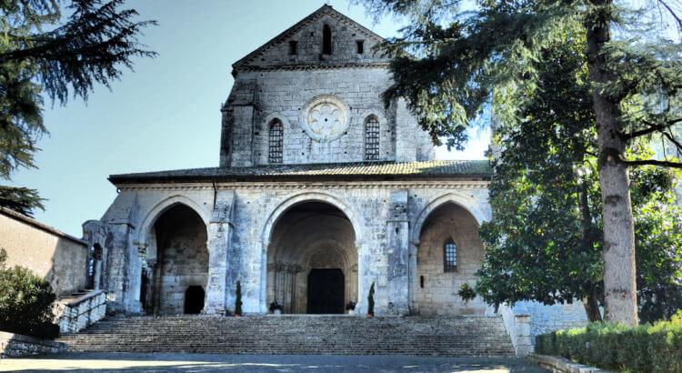 abbazia casamari