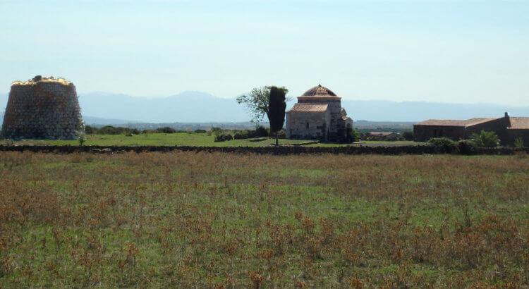complesso archeologico santa sabina silanus sardegna