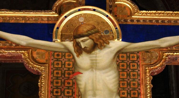 chiesa san salvatore ad ognissanti firenze crocifisso giotto