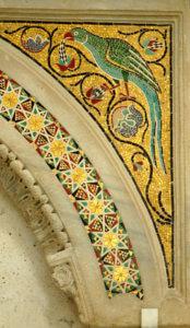 duomo amalfi mosaici ambone