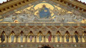mosaici facciata cattedrale amalfi visita