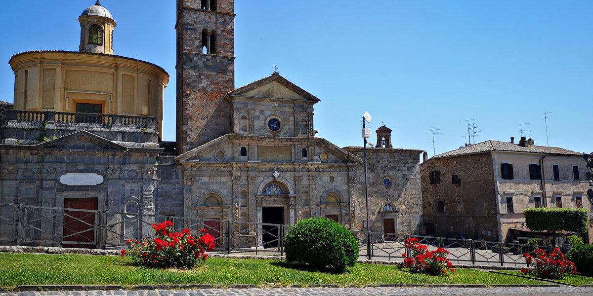 bolsena visita basilica santa cristina