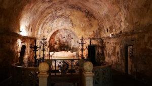 visita bolsena basilica santa cristina basilichetta ipogea