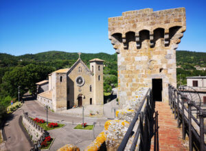 bolsena visita rocca monaldeschi chiesa redentore