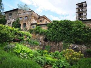 castello di vasanello giardino dei semplici