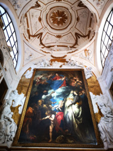 palermo oratorio san domenico visita van dyck