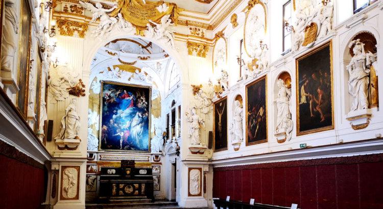 palermo oratorio san domenico visita