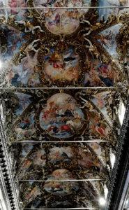 palermo chiesa san giuseppe teatini affreschi