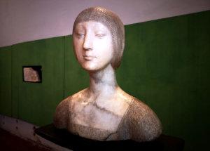 Francesco Laurana Eleonora d'Aragona