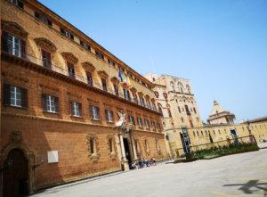 Visitare Palermo Palazzo dei Normanni