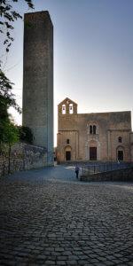 tarquinia chiesa santa maria di castello