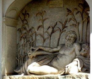 quattro fontane roma arno