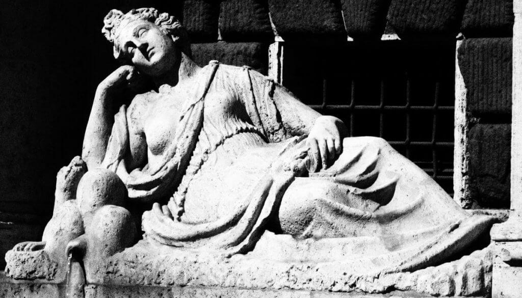 roma quattro fontane diana