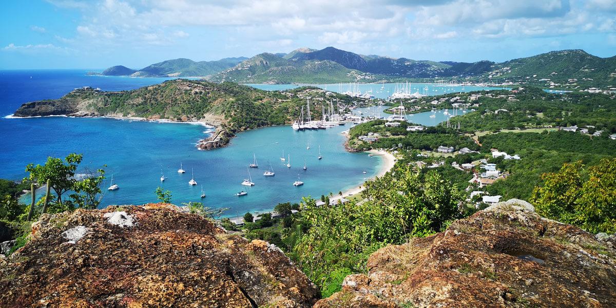 antigua caraibi