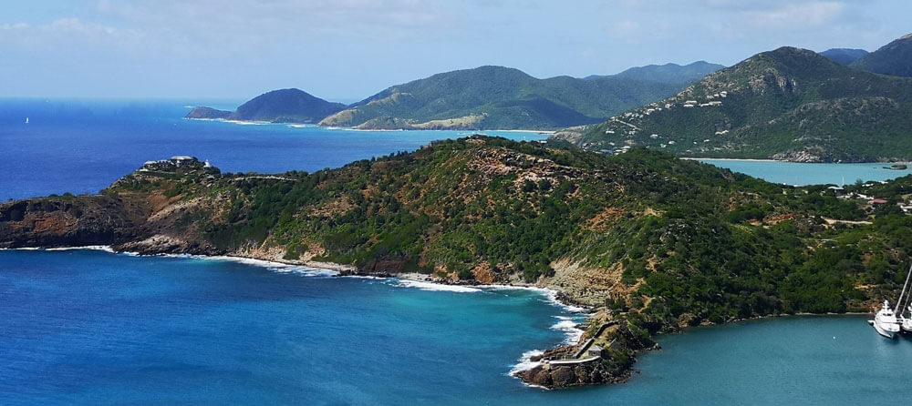antigua crociera ai caraibi